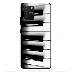 Samsung Galaxy S10 Lite Piano Cover