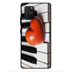 Samsung Galaxy S10 Lite I Love Piano Cover