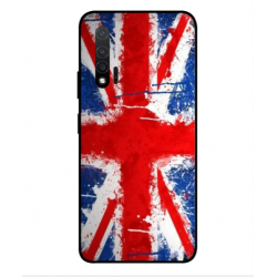 Huawei Nova 6 5G UK Brush Cover