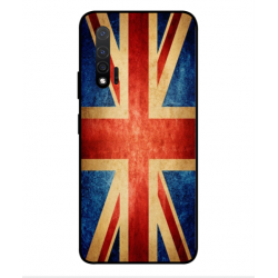 Huawei Nova 6 5G Vintage UK Case