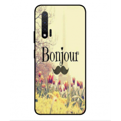 Huawei Nova 6 5G Hello Paris Cover