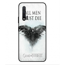 Huawei Nova 6 5G All Men Must Die Cover