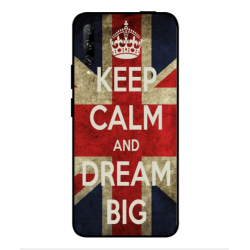 Huawei P smart Pro 2019 Keep Calm And Dream Big Cover