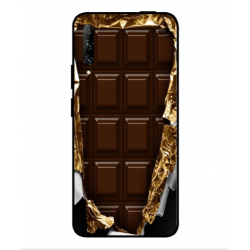 Coque I Love Chocolate Pour Huawei P smart Pro 2019
