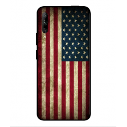 Huawei P smart Pro 2019 Vintage America Cover