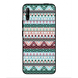 Coque Broderie Mexicaine Pour Huawei P smart Pro 2019
