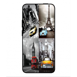 Huawei P smart Pro 2019 Best Vintage Cover