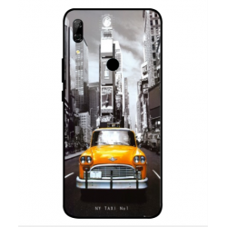 Coque New York Taxi Pour Huawei P Smart Z
