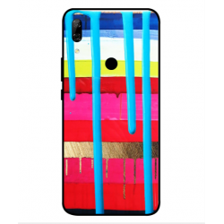 Huawei P Smart Z Brushstrokes Cover