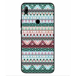 Huawei P Smart Z Mexican Embroidery Cover