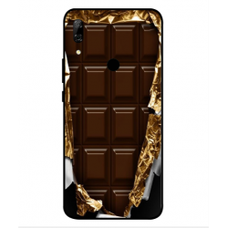 Huawei P Smart Z I Love Chocolate Cover