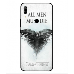Huawei P Smart Z All Men Must Die Cover