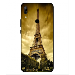 Coque Protection Tour Eiffel Pour Huawei P Smart Z