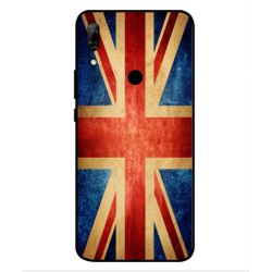 Huawei P Smart Z Vintage UK Case