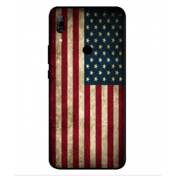 Huawei P Smart Z Vintage America Cover