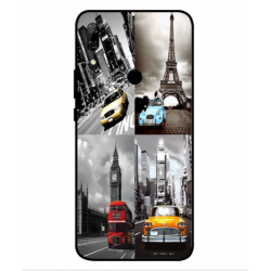Huawei P Smart Z Best Vintage Cover