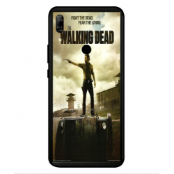 Huawei P Smart Z Walking Dead Cover