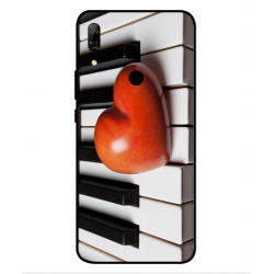 Coque I Love Piano pour Huawei P Smart Z