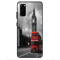 Samsung Galaxy S20 London Style Cover