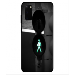 Samsung Galaxy S20 It's Time To Go Case