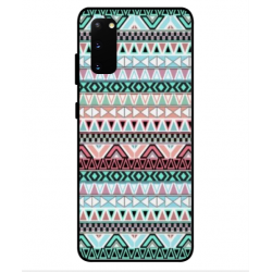 Samsung Galaxy S20 Mexican Embroidery Cover
