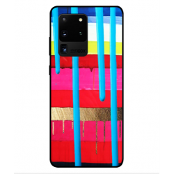 Samsung Galaxy S20 Ultra Brushstrokes Cover