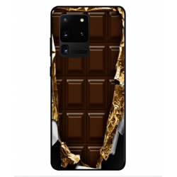 Samsung Galaxy S20 Ultra I Love Chocolate Cover