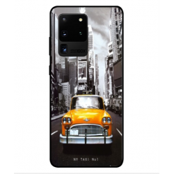 Samsung Galaxy S20 Ultra New York Taxi Cover