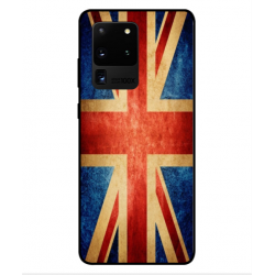 Samsung Galaxy S20 Ultra Vintage UK Case