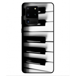 Samsung Galaxy S20 Ultra Piano Cover