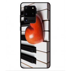 Samsung Galaxy S20 Ultra I Love Piano Cover