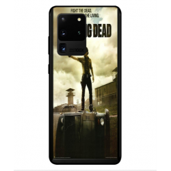 Samsung Galaxy S20 Ultra Walking Dead Cover