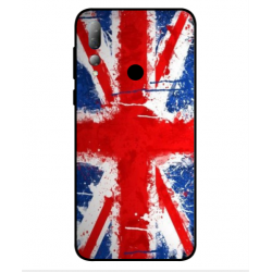 Coque UK Brush Pour HTC Desire 19 Plus
