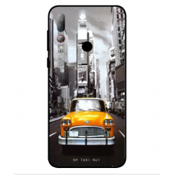 HTC Desire 19 Plus New York Taxi Cover