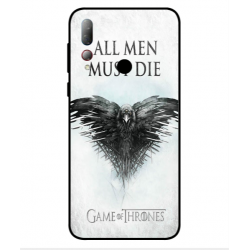 Protection All Men Must Die Pour HTC Desire 19 Plus