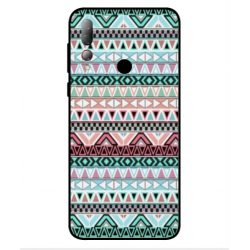 HTC Desire 19 Plus Mexican Embroidery Cover