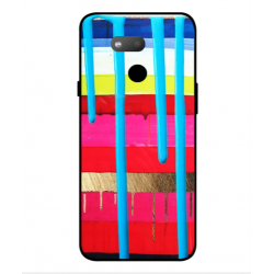 HTC Exodus 1s Brushstrokes Cover