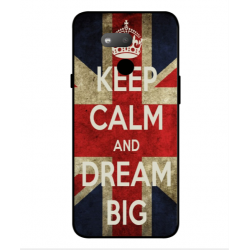 HTC Exodus 1s Keep Calm And Dream Big Cover