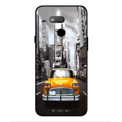 HTC Exodus 1s New York Taxi Cover
