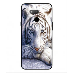 HTC Exodus 1s White Tiger Cover