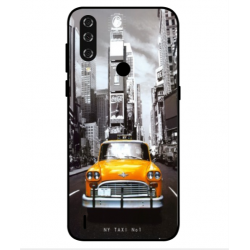 Coque New York Taxi Pour HTC Wildfire R70