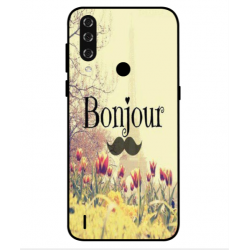 HTC Wildfire R70 Hello Paris Cover