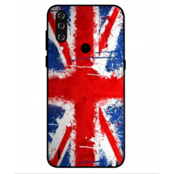 Coque UK Brush Pour HTC Wildfire R70