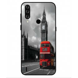 HTC Wildfire R70 London Style Cover