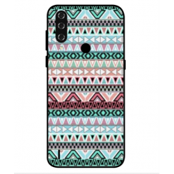 Coque Broderie Mexicaine Pour HTC Wildfire R70