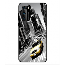Coque New York Pour Huawei P40