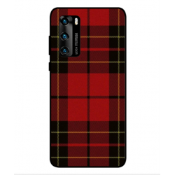 Coque Broderie Suédoise Pour Huawei P40