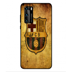 Coque FC Barcelone Pour Huawei P40