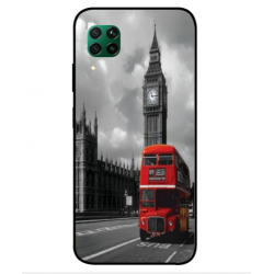 Protection London Style Pour Huawei P40 Lite