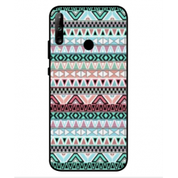 Huawei P40 Lite E Mexican Embroidery Cover